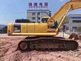 PC japonês 360-7 de KOMATSU da máquina escavadora para a venda
