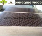 /Brown negro filmó la madera contrachapada con pegamento impermeable