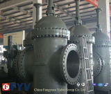 ISO9001 Cast Iron Slab Gate Valves