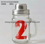 Botella caliente de /Glass de la taza de la maneta de la muestra libre de la venta con la buena decoración