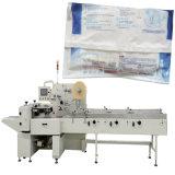 Machine à emballer de couche-culotte de bébé de papier de soie de soie
