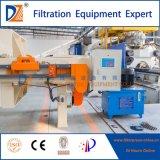 Imprensa de filtro automática da câmara dos PP no tratamento da água Waste