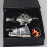 Pijp de Van uitstekende kwaliteit van het Glas van de Collector van de Nectar van de Boorplatforms van de Doos van de gift voor het Roken