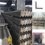 Ss400 Q235氏Black Mildのの炭素鋼の山形鋼