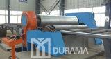 Série Drw12 4 máquinas de dobra hidráulicas do rolo