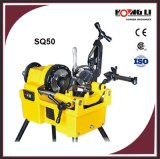 Haute performance Electric Compact Threading Machine avec Powerful Motor