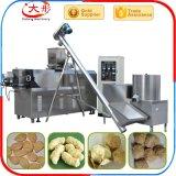 De geweven Goudklompjes die van de Soja Machines maken