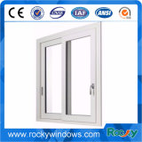 Azotea interior Windows del PVC del vidrio Tempered