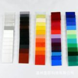 صبّ فسحة & لون أكريليكيّ لوح مساء بلاستيك شفّاف صف بلاستيكيّة أكريليكيّ ([إكسه110])
