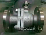 Valvola a sfera di galleggiamento dell'acciaio inossidabile