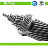 Linha de Transmissão Da Yuan ACSR & AAC Conductor Arame Trançado
