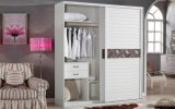 يعيش غرفة بينيّة أثاث لازم خزانة ثوب خشبيّة ([ز-015])