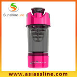 600ml BPA livram o copo por atacado do abanador do frasco do abanador da proteína