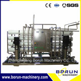 Système de traitement des eaux d'osmose d'inversion pour l'eau de boissons