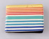 Бумажник новых кожаный людей цветастый с (HW176/HW178)