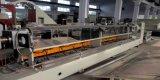 China hochwertiges Simens PLC-Steuerplastikextruder/Plastikverdrängung-Maschine