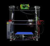 Трехмерный принтер восхода солнца R3 3D Prusa печатание