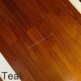 Естественным проектированный Teak деревянный справляясь настил Teak /Buram