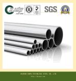 Tubo inconsútil del acero inoxidable de ASTM SUS304 316