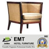 Chaise en bois d'hôtel unique de conception (EMT-HC66)