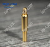 Federgelagerter MessingPogo Pin für BAD mit Durchmesser 0.9