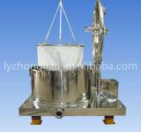 Aufzug-Beutel-Korb-Filter-Trommel- der Zentrifugetrennzeichen der Serien-Pd1000 flaches