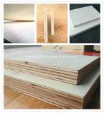 Коммерчески деревянной переклейка переклейки тополя коробки паллета отбеленная равниной упаковывая