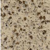 Brame de marbre de quartz de qualité d'amende de couleur