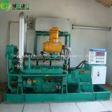 Conjunto de Gerador de Gás Natural de Energia Elétrica Arrefecida a Água de 70kw
