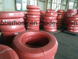 Boyau flexible R1at 1sn de boyau en caoutchouc de pétrole hydraulique