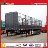MassenCargo Animal Livestock Transport Horse Trailer mit Side Fence