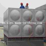 Acier inoxydable 304/316 prix portatif rectangulaire de réservoir d'eau