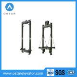 1: 1, marco del peso contrario del elevador del 2:1 para la elevación del pasajero (OS45)