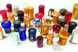 Coperchio a vite/coperchio di alluminio decorativi di alluminio della bottiglia delle capsule del vino della vite di metallo di Ropp/di vino multi colore