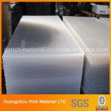 Lamierino acrilico del materiale da costruzione PMMA/lamiera acrilica di plastica per incisione