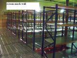 Платформа мезонина хранения пакгауза стальная