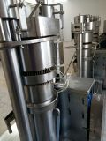 Pers van de Olie van de sesam de de Hydraulische/Machine van de Verdrijver van de Olie van de Okkernoot in Heet