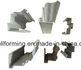 機械を形作る鋼鉄機密保護の戸枠ロール