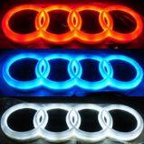 Aufschriftbeleuchtung des Auto-4D für Audi LED das Ausstrahlen