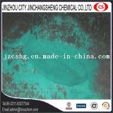 Oxyde de cuivre industriel CS-99A de chlorure du vert 98% de pente