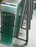 10mm Dusche-Raum-Glas, Hartglas