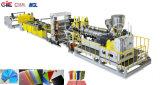 Qualität pp./PS-Plastikblatt-Extruder-Maschine (CHD120/CHD65)