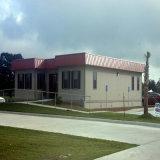 De lage Kosten prefabriceerden het Mobiele Huis van het Comité van de Sandwich van de Structuur van het Staal