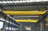pont roulant de double poutre de 10t 16t 20t avec les machines de levage d'élévateur électrique