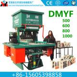 Machine de fabrication de brique hydraulique de l'argile Dmyf600 en Inde