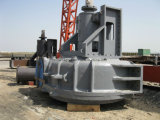 Máquina de bombeamento da areia resistente para a draga da sução do cortador para a dragagem do ouro
