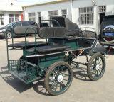 6-8 Kar van het Vervoer van het Paard van de persoon de Vierwielige (hcc-I)