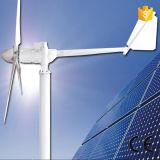 sistema híbrido solar do vento 2kw para o uso Home