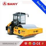 Sany SSR200AC-8 Series Camino de rodillos 20 Ton Construcción de carretera Equipamientos nuevo camino de rodillos precio