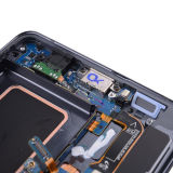 Цифрователь касания экрана LCD на примечание 7 N930V галактики Samsung с рамкой